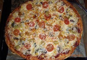 Receptů na pizzu je na internetu hodně, bohužel musím říct, že naprostá většina…