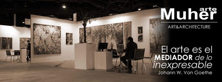 Carátula creada en Clippingrrpp.com para las redes sociales del estudio de arte y arquitectura de MUHER