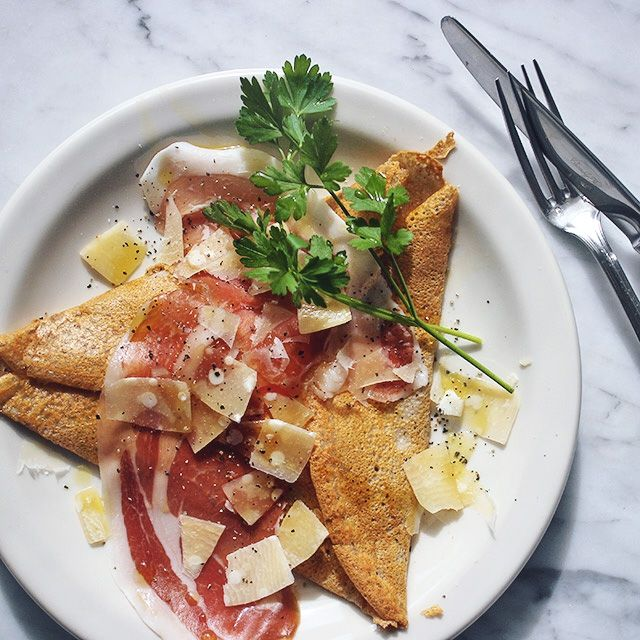 フランスの味をおうちで楽しむガレットを作りませんか