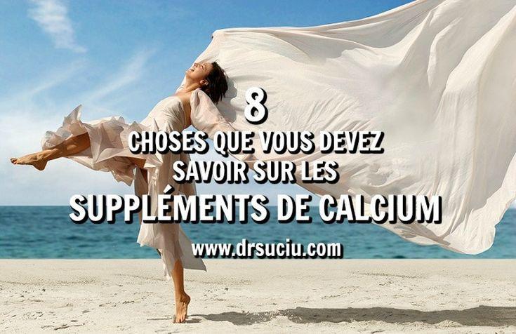 Photo drsuciu 8 CHOSES QUE VOUS DEVEZ SAVOIR SUR LES SUPPLÉMENTS DE CALCIUM