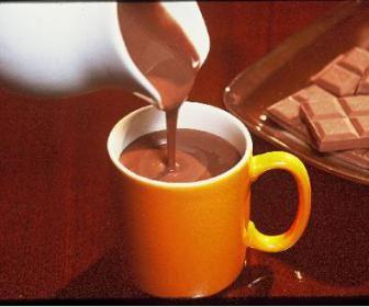 Receita de Chocolate quente cremoso - Show de Receitas