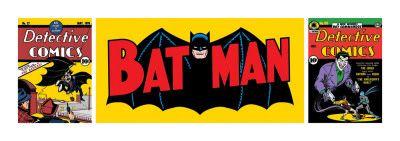 Batman Triptych Poster bij AllPosters.nl