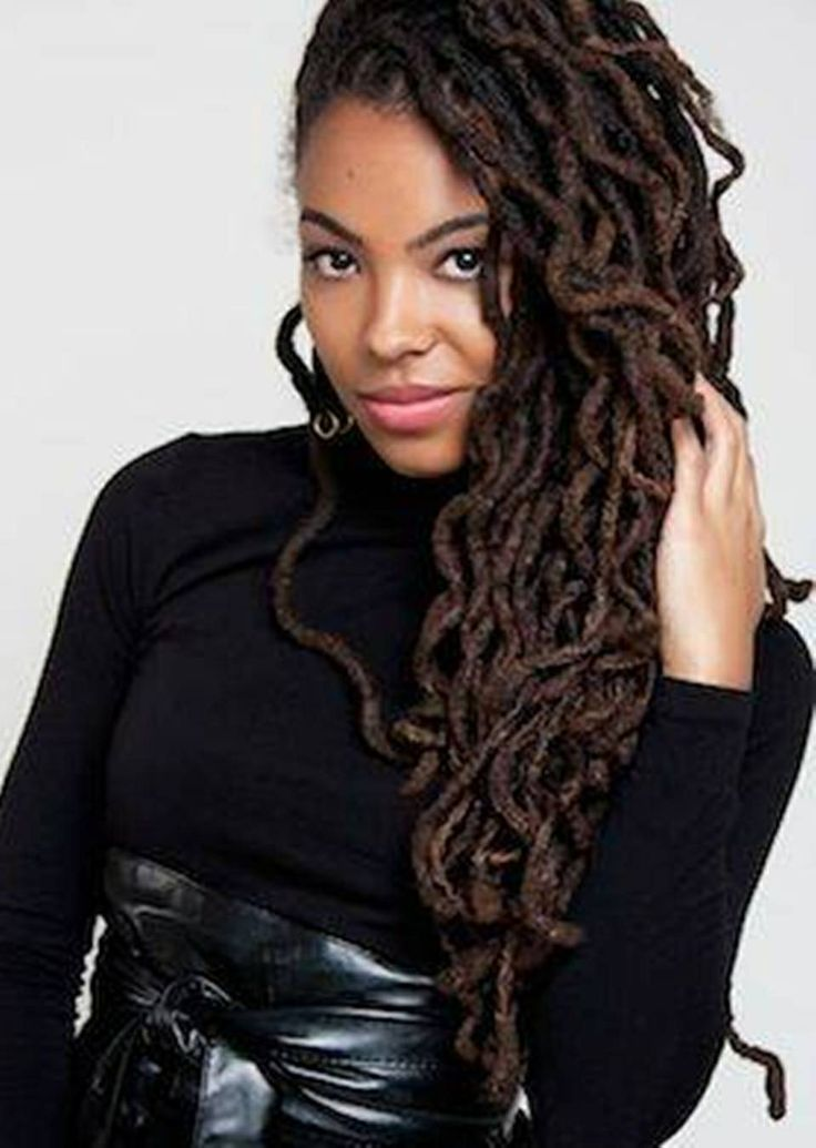one dreadlock in hair style 87 best images about locks on dreadlocks updo 8601