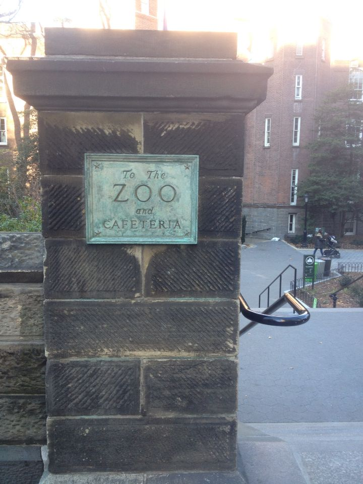 New York park zoo