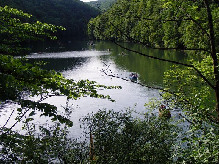 Lake Hámori - Lillafüred, Hungary