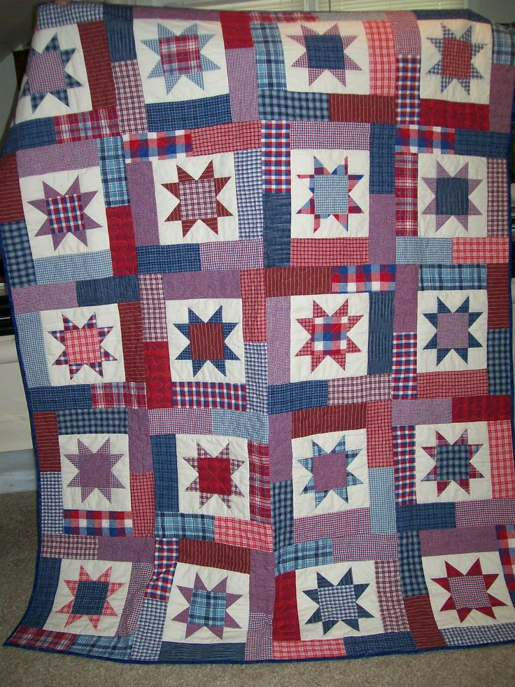 206 Best Mens Shirts Quilts Images On Pinterest Shirt Quilts