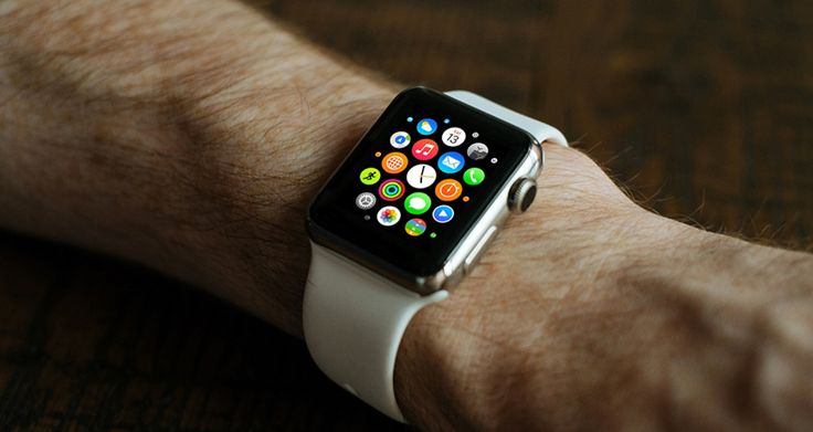 Apple Watch: elegante Smartwatch mit revolutionären Features #News #Produkte_des_Jahres