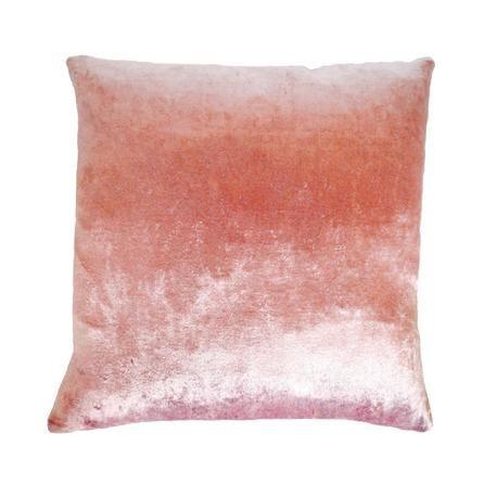 Luxe Velvet Cushion Pink Velvet Blush Cushion Ideas