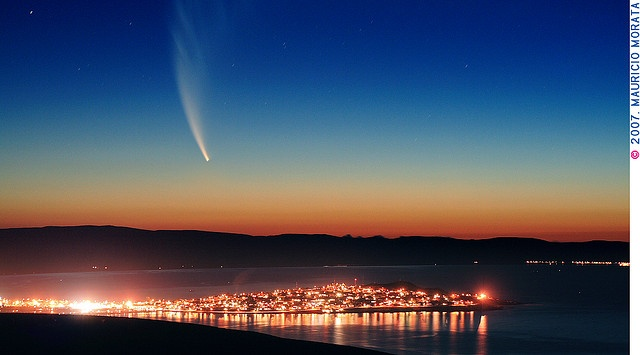 McNaught Over Tongoy II by 2010-2010, via Flickr