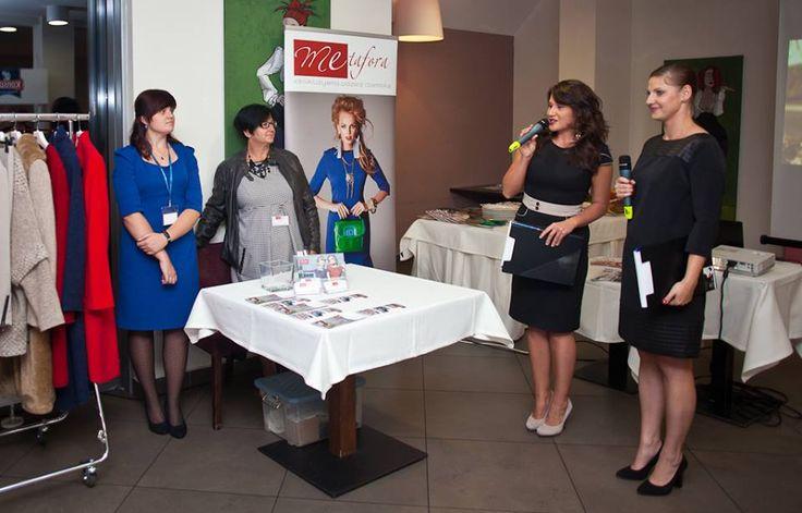 Prezentacja partnera imprezy - Metafora  #moda #styl #kobieta