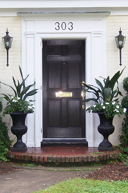 77 best front doors images on pinterest christmas decor for High end front doors