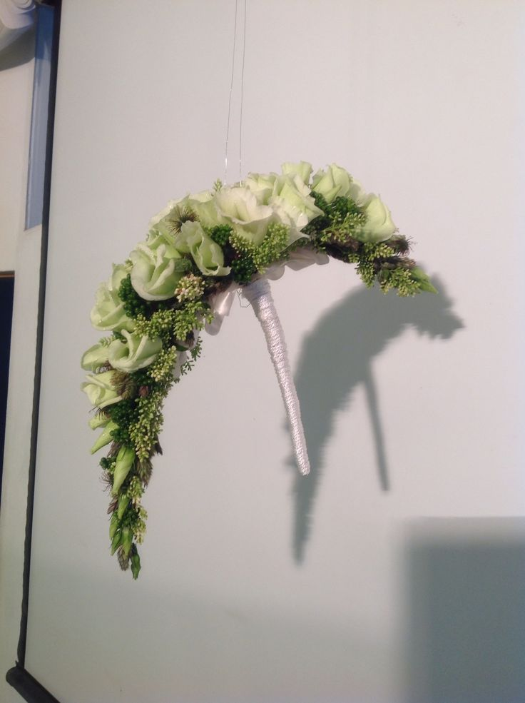 Wedding bouquet by Carmen Gambarota