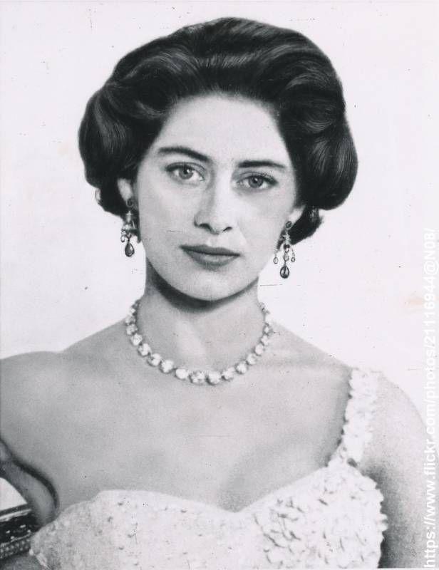 principessa margaret negli anni 70