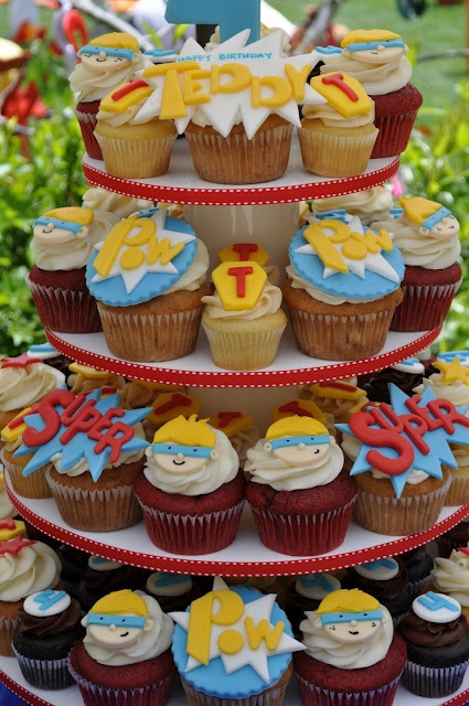 Cupcakes instead of cake... easier or harder?