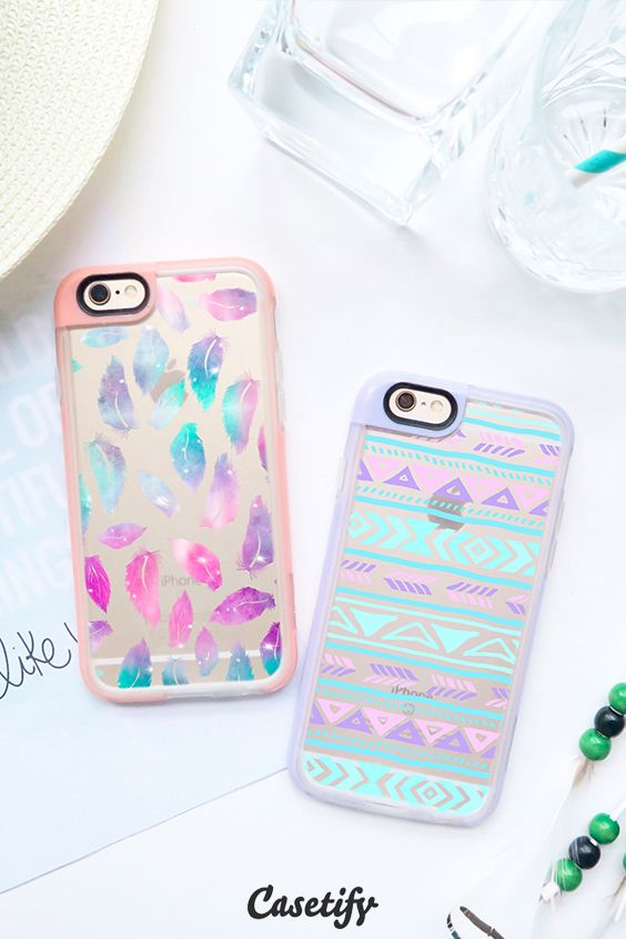 Click through to shop these #pastel iPhone 6 phone cases >>> https://www.casetify.com/artworks/KgQkZAFpMH #phonecase #protective #boho | @casetify
