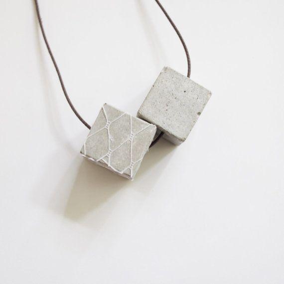 Best 25+ Concrete jewelry ideas on Pinterest