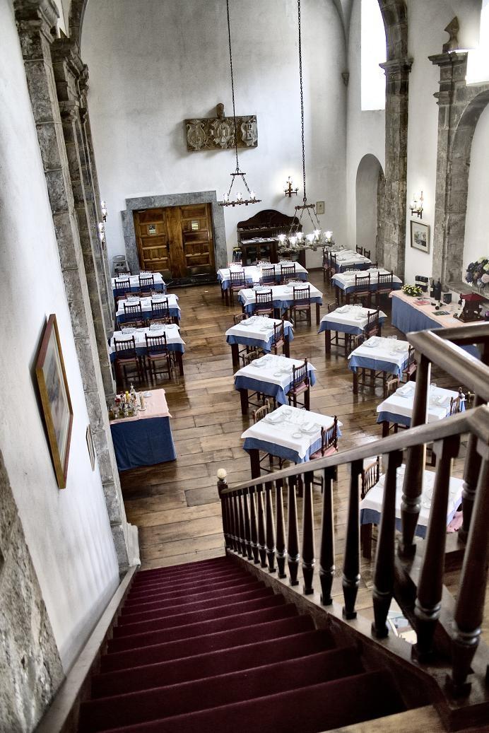Hotel Don Paco #cenador #convento #llanes #asturias #peregrinos #caminodesantiago