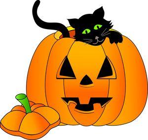17 Best images about Halloween on Pinterest | Pumpkins, Clip art ...