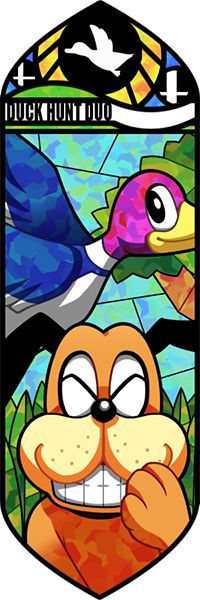 Smash Bros - Duck Hunt by Quas-quas on deviantART
