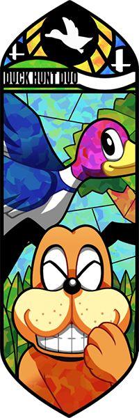 Smash Bros - Duck Hunt by Quas-quas on deviantART
