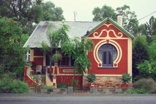 Saddleworth, South Australia.