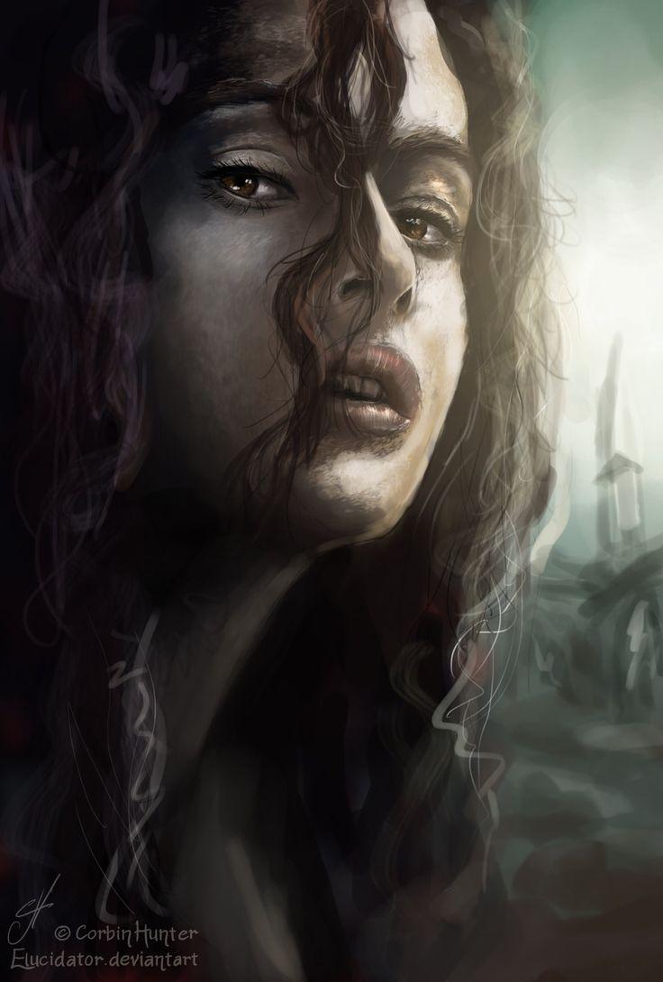 It All Ends - Bellatrix Lestrange by Elucidator