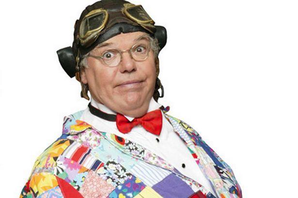 Roy Chubby Brown .... Repulsive jokes, repulsive person.....yuck!!!