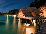 Nighttime views.: Dream House Th, Geographic 20, 2011 National, Trips Idea, Summer House, National Geographic, Islands, Travel, Place
