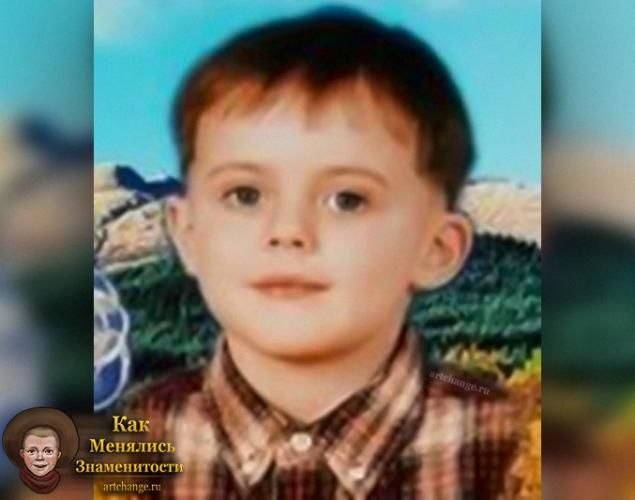 Кирилл Бледный (Пошлая Молли) в детстве, молодости, до известности