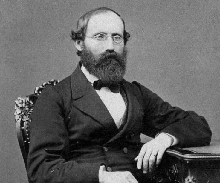 Bernhard Riemann (1826 - 1866)