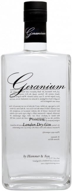 Geranium Premium London Dry Gin PD