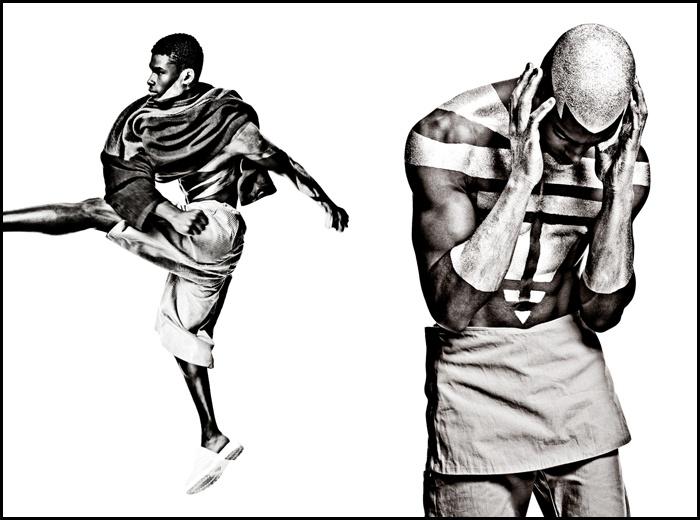 Black & White & Futuristic
