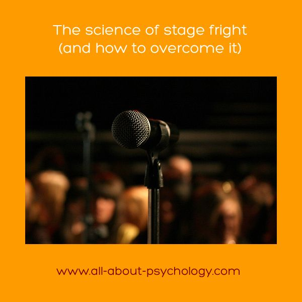 The Scary Truth about Stage Fright and the 6 Super Easy Ways You Can Overcome It