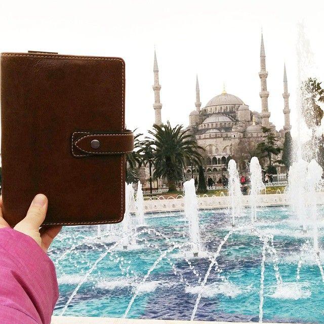 #maldenontour at the Blue Mosque, Istanbul