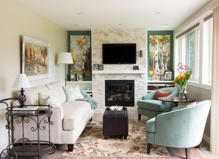 59 best Living Rooms images on Pinterest | Family rooms, Family room ...