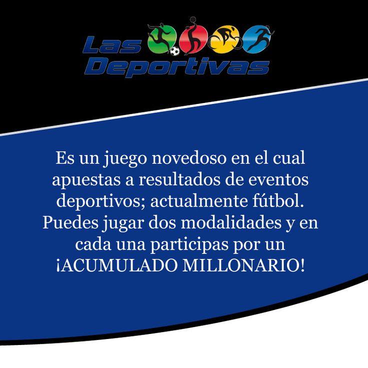 Con #megagol juega una vez por semana y pronostica los marcadores para 6 partidos de fútbol por grilla. Selecciona el número de goles para cada equipo. #lasdeportivas  #juegoresponsable #energiapositiva  http://www.lasdeportivas.com.co/