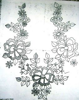 Creative Patterns: Hand embroidery designs
