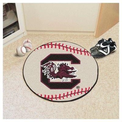 NCAA 27 in. Baseball Mat, South Carolina Gamecocks