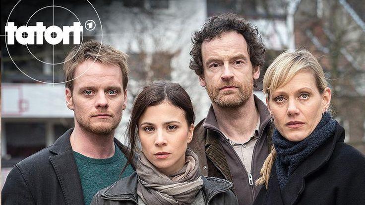#Tatort 958 'Kollaps' aus Dortmund (WDR) E: 18.10.15 (Faber, Bönisch, Dalay und Kossik) Buch: Jürgen Werner / Regie: Dror Zahavi  Bildquelle: WDR/Thomas Kost
