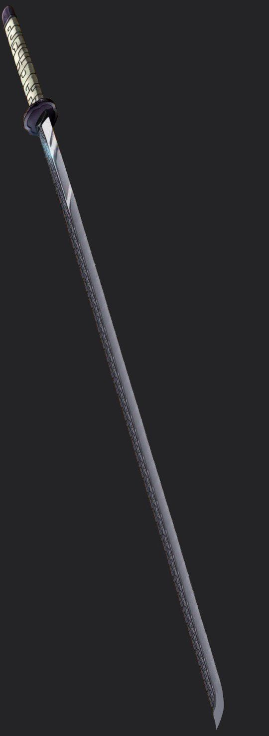 Bakusaiga (from Inuyasha) by 10shadow10