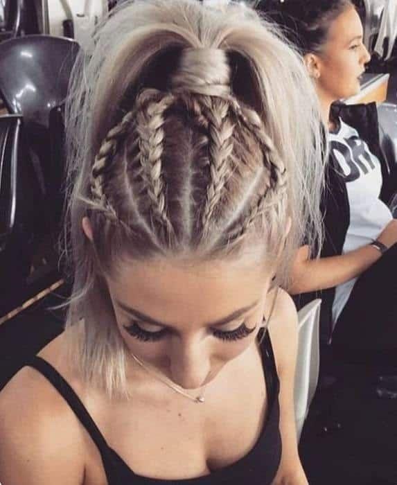 Pin Auf Braided Hairstyles