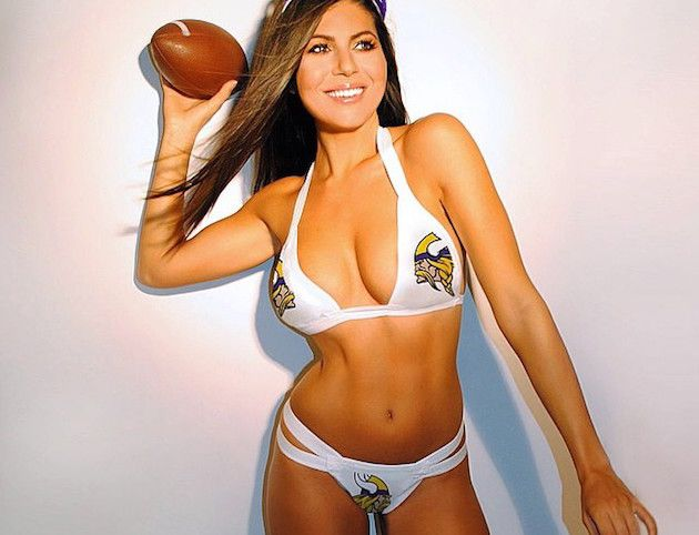 Sexiest NFL Vikings - Google Search