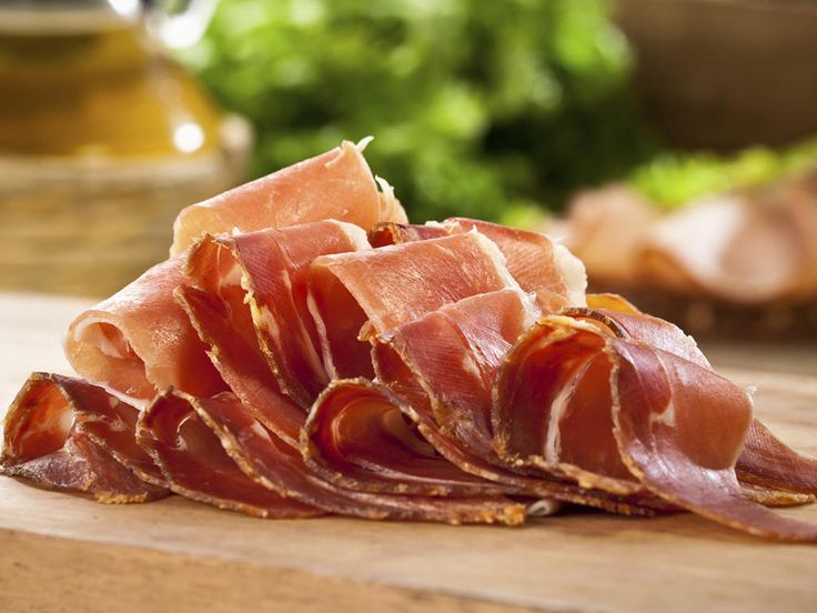 Is it safe to eat cured or smoked foods while I'm pregnant?