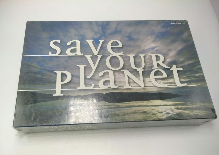 Save Your Planet Board Diplomacy Game By ABEL GAMES LTD 2003 Fast Tactical Game  #ABELGAMESLTD