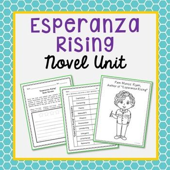17 best ideas about Esperanza Rising on Pinterest | Craft ...