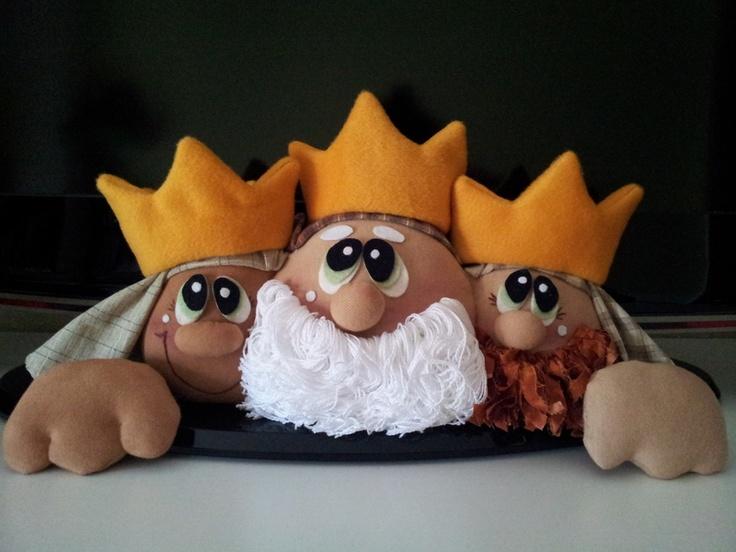 Llévate los Reyes Magos a casa
