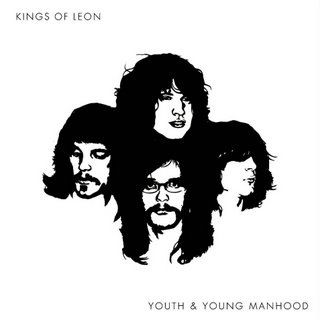 CultureWok - Youth And Young Manhood - Copy control, Kings of Leon