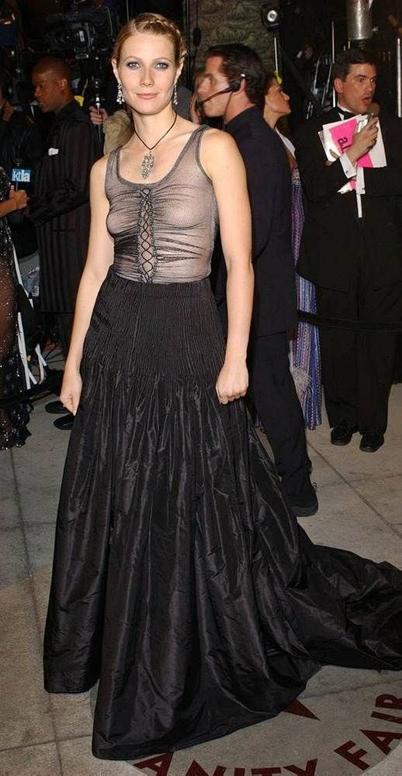 Black dress red carpet disasters