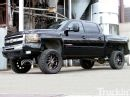 2007 Chevy Silverado Buildup - McGaughy's 7-Inch Lift Kit - Truckin' Magazine
