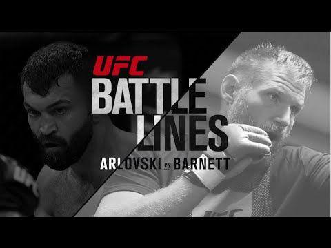 UFC (Ultimate Fighting Championship): UFC Battle Lines: Arlovski vs Barnett